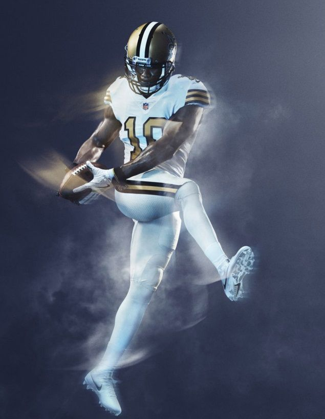 New Orleans Saints - 2016 NFL Color Rush Uniform  4e5430b61