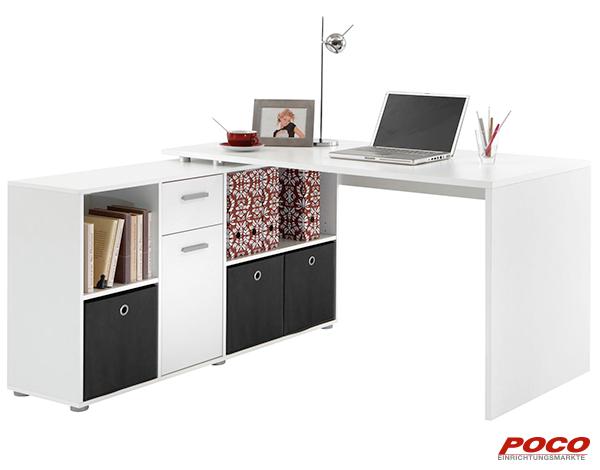 Schreibtisch Computertisch Büromöbel Büro PC Tisch Arbeitstisch Arbeitszimmer