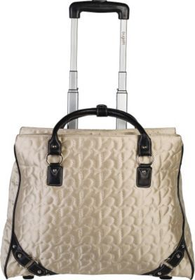 8206dc5b286 Staples®. has the Bugatti Evreux 17   Ladies Rolling Quilted Computer Tote  Bag, Beige you need for home office or business. Shop our great selection,  ...