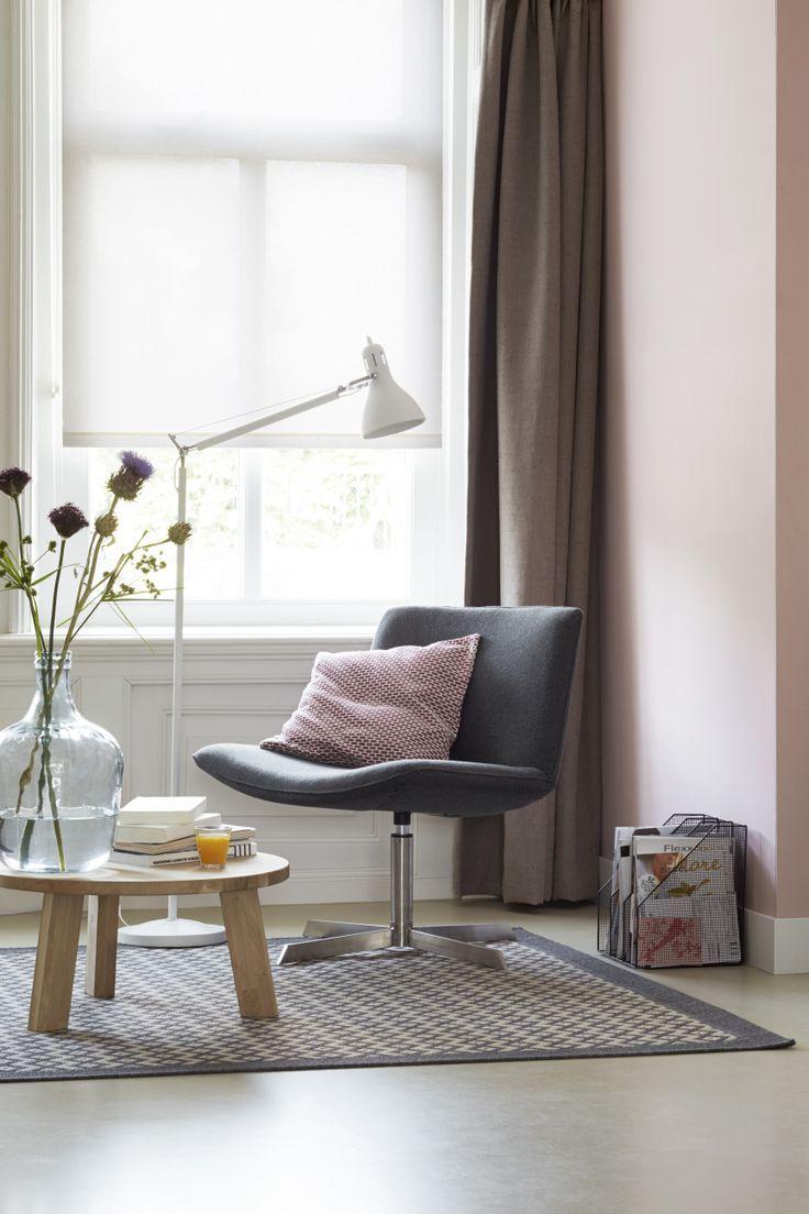 Woonkamer kleuren muur ~ artikill.com | binnen | Pinterest ...