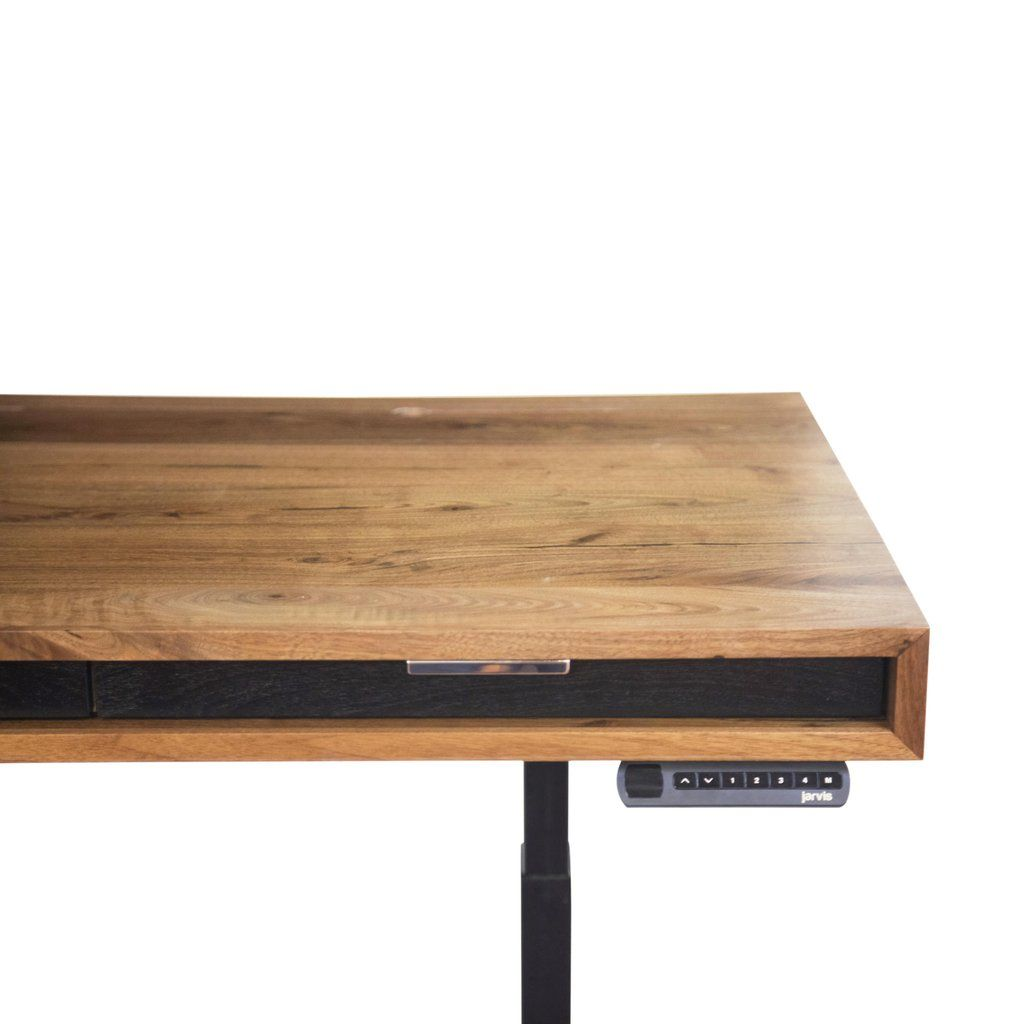 The Slim  Sit or Stand Modern Office Desk in 2019