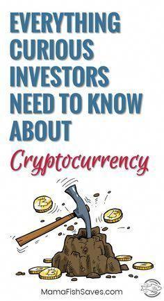 Basics of cryptocurrency mining