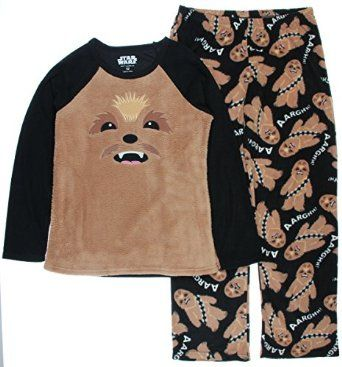 """The Simpsons /""""Trouble/"""" Two Piece Pajama Set"""