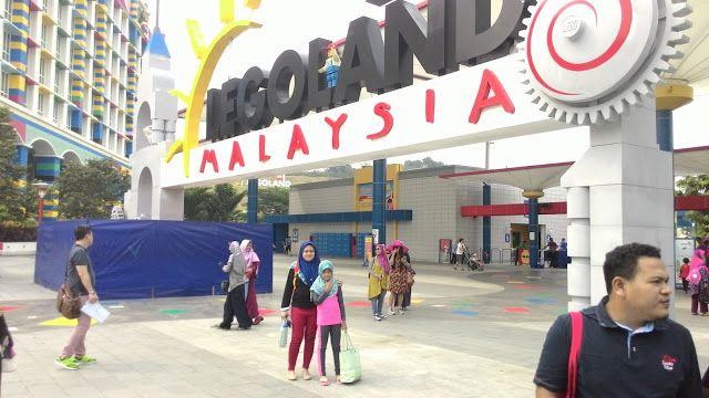 pintu masuk legoland malaysia nusajaya johor   Legoland ...