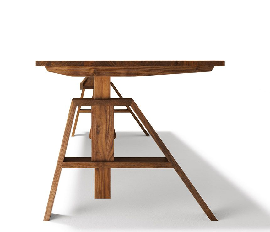 atelier height adjustable desk image 2 medium sized for the home