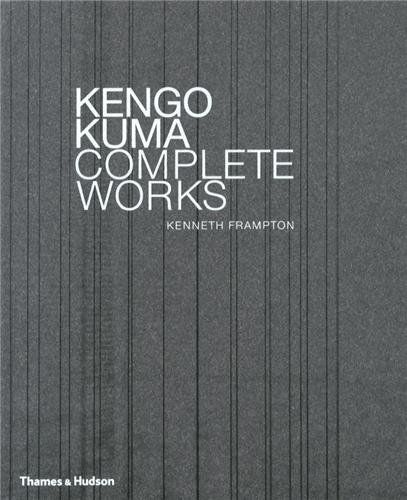 The quintessential japanese architect, Kengo Kuma has forged a modern design language that artfully combines the country's traditional building crafts with sophisticated technologies and materials. Kenneth Frampton frames Kuma's work in the context of post-war Japan's flourishing architecture scene. From his iconic Water/Glass (1995) to the Nezu Museum in Tokyo (2009), each building is presented through descriptive text, newly commissioned photographs,