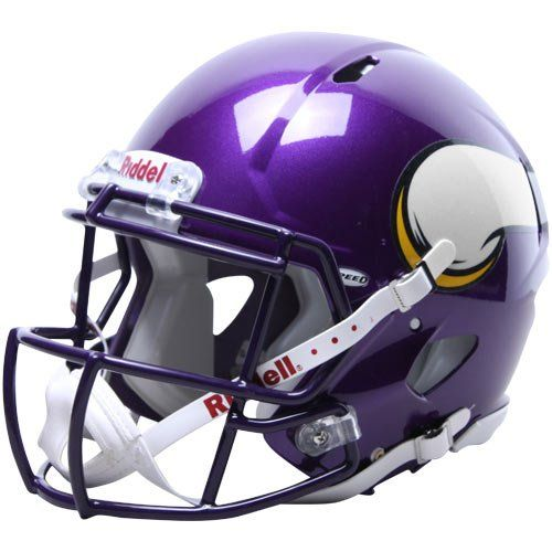351ed31def783e NFL Minnesota Vikings Speed Authentic Football « Store Break   My ...