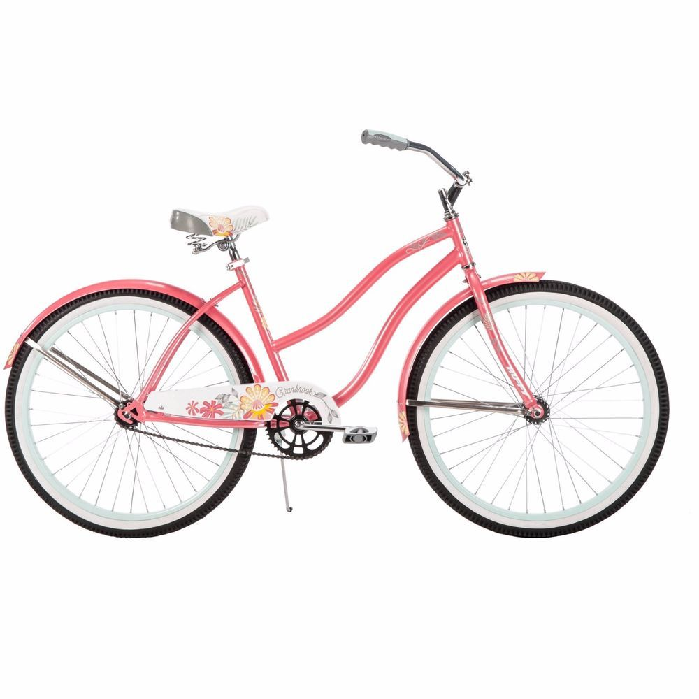 "26"" Cruiser Bike Women Beach Comfort Bicycle Lady Adult"