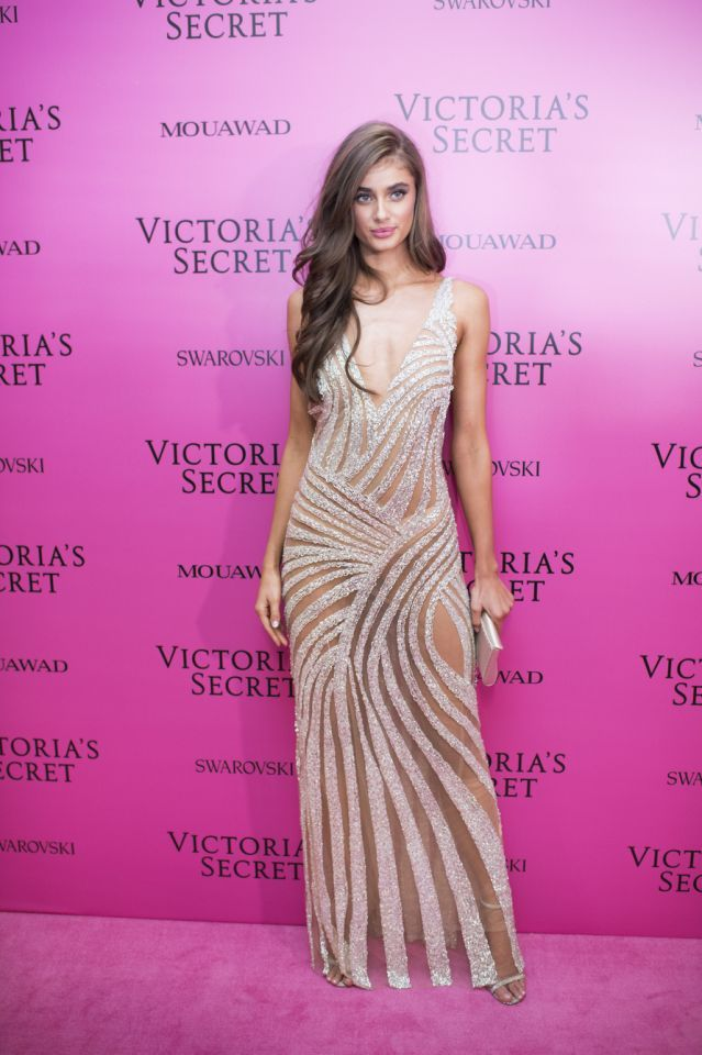 cdad0f832f1 What the Victoria s Secret models wore to the after party - before ...