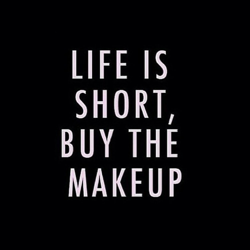 Life is short, buy the makeup! Shop for your favorite AVON