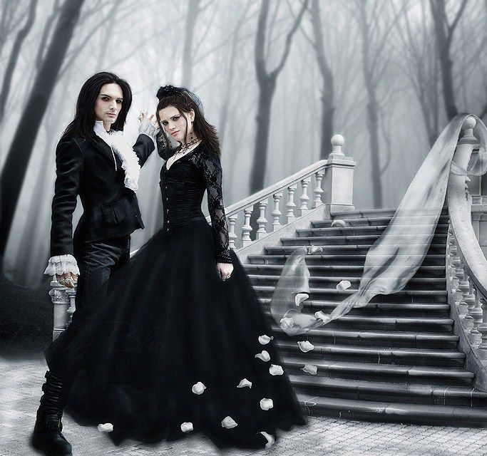 Image result for victorian goth