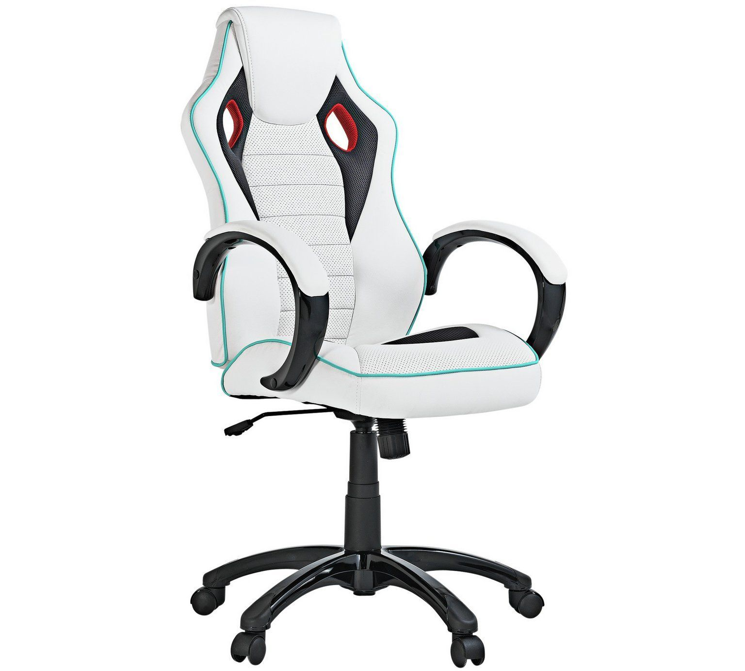 Strange Buy X Rocker Height Adjustable Office Gaming Chair White Inzonedesignstudio Interior Chair Design Inzonedesignstudiocom
