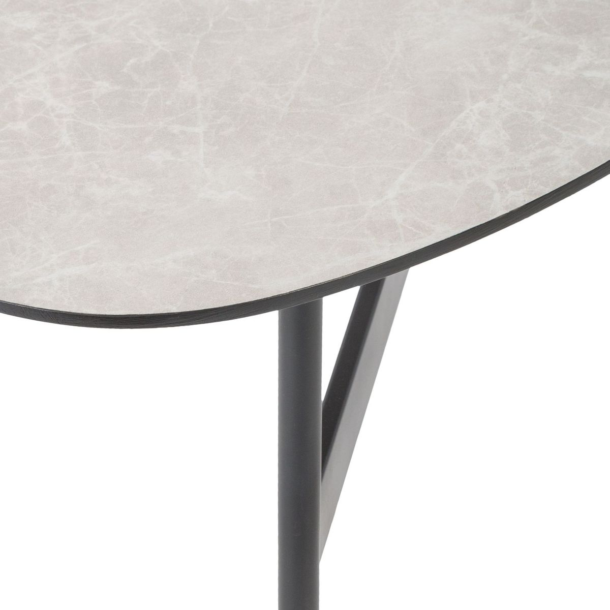 Table Light Stone Cm X H45 Contemporain D'appoint L60 XiZPuk