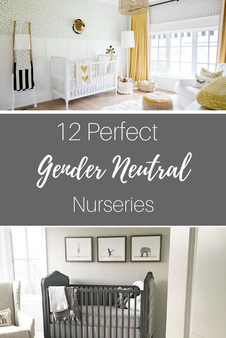 Neutral Nursery Themes Ideas: 12 Perfect Gender Neutral Nurseries