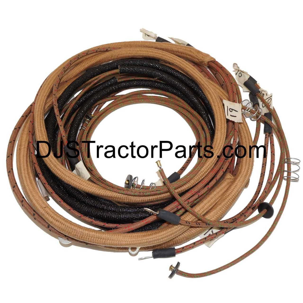 Allis Chalmers B Wiring Harness Diagram Libraries To The One Wire Alternator I Found A Kit Tractors With 1 Chalmerswiring