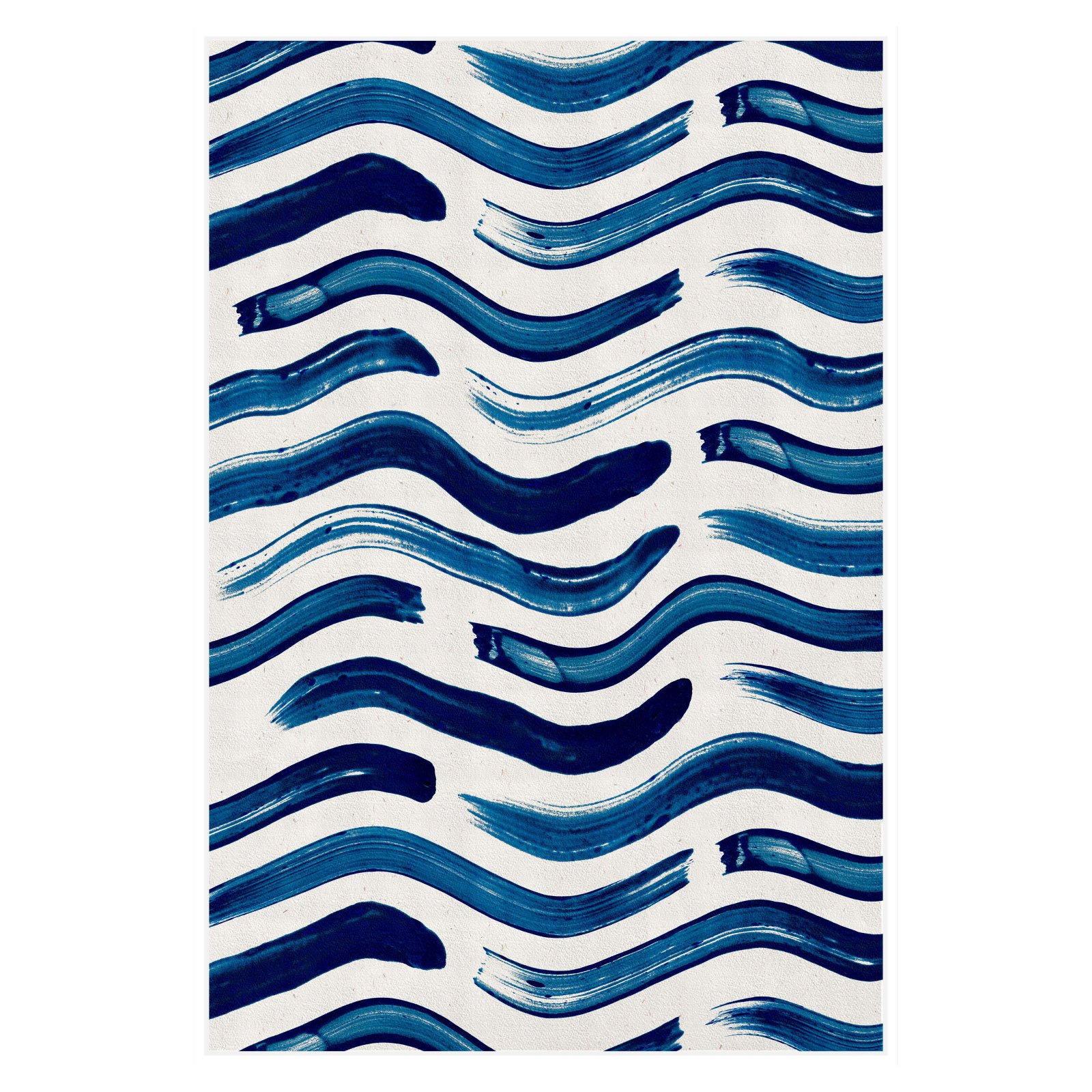 Ptm Images Fading Waves Ii Decorative Canvas Wall Art Wall Canvas Canvas Wall Art Ptm Images