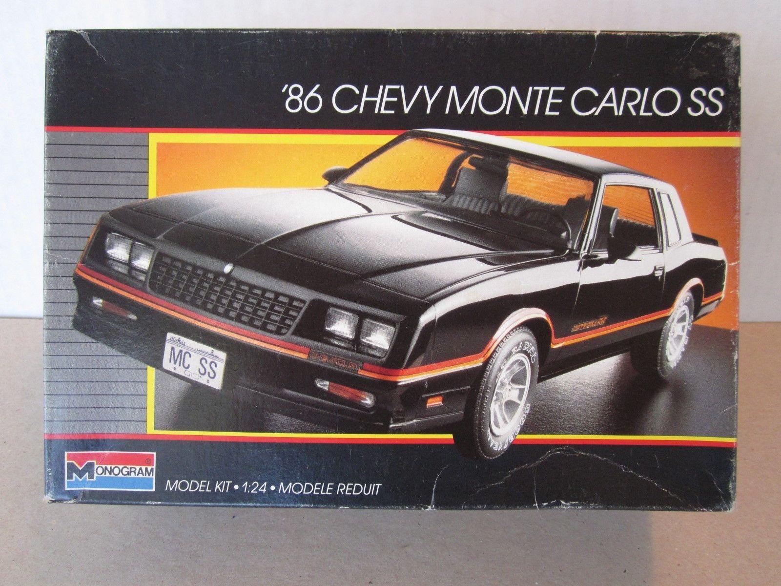 1979 Chevrolet Monte Carlo Blue Metallic 1 25 Promotional Mpc