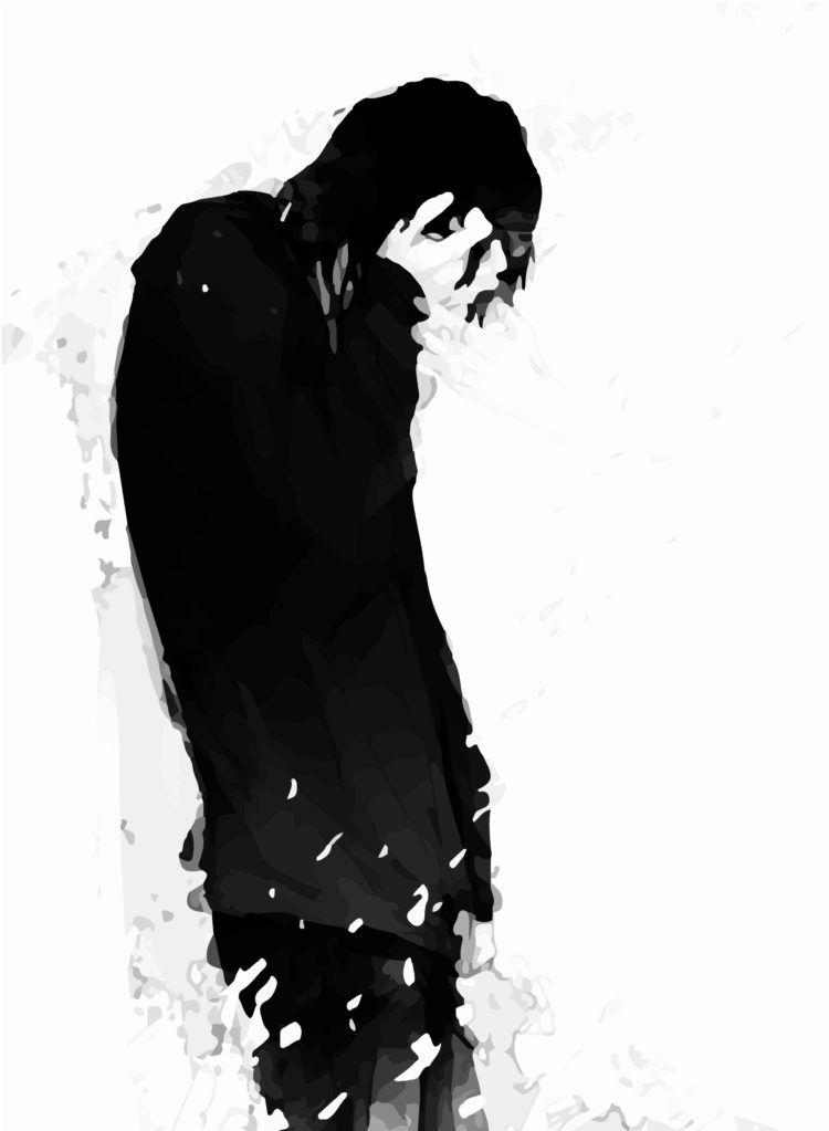 Sad Anime Boy Images   Sad Cartoon Boy Alone Pictures ...