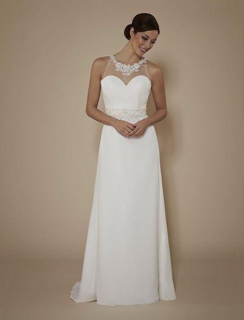 Phil Collins Gown La Creme Brides