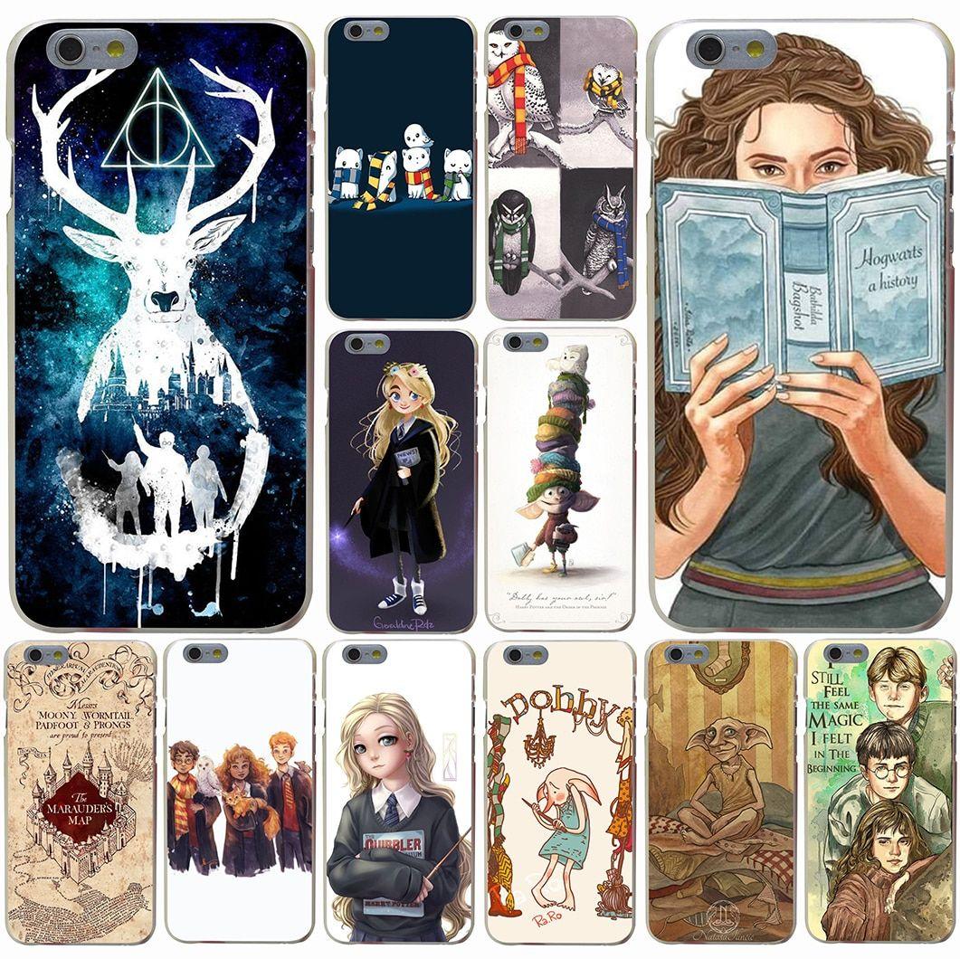 Harry Potter Cartoonized Iphone Case Cover Harry Potter Harry Potter Case Harry Potter Cartoon