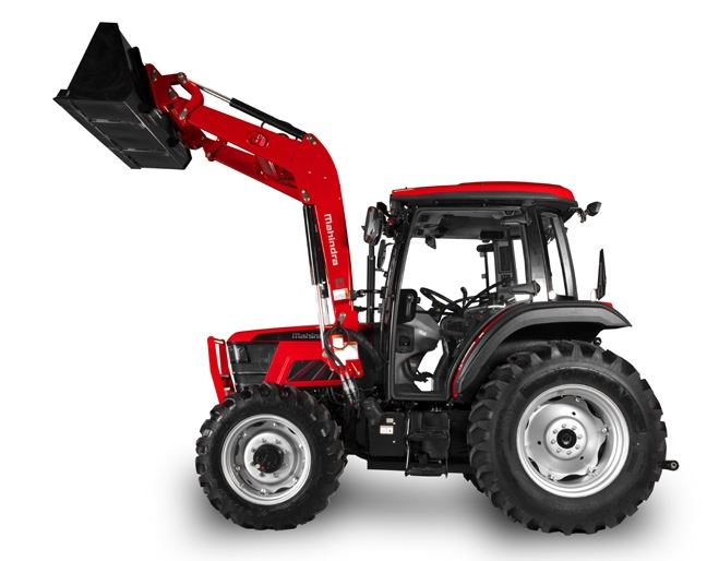 Mahindra 6075 Power Shuttle Cab Tractor Specification Implements Features Tractors Tractor Price Cab