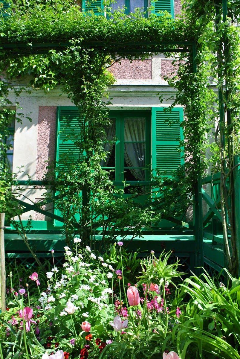 la maison et les jardins de claude monet giverny eure eden pinterest monet claude et. Black Bedroom Furniture Sets. Home Design Ideas