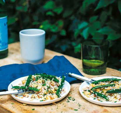 Healthy Grain Salad Recipe - mindbodygreen