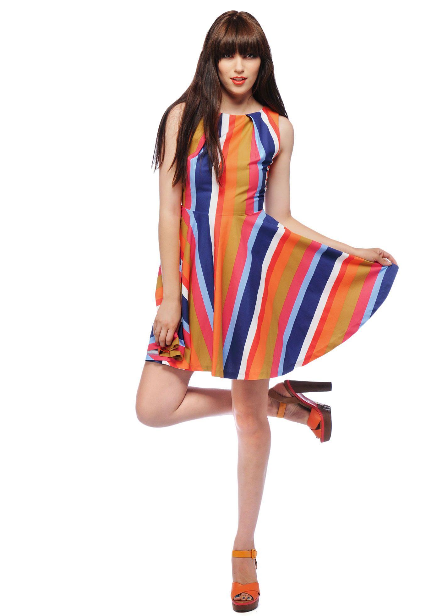 Vintage Inspired: Lilly Dress, #BBDakota 100% cotton