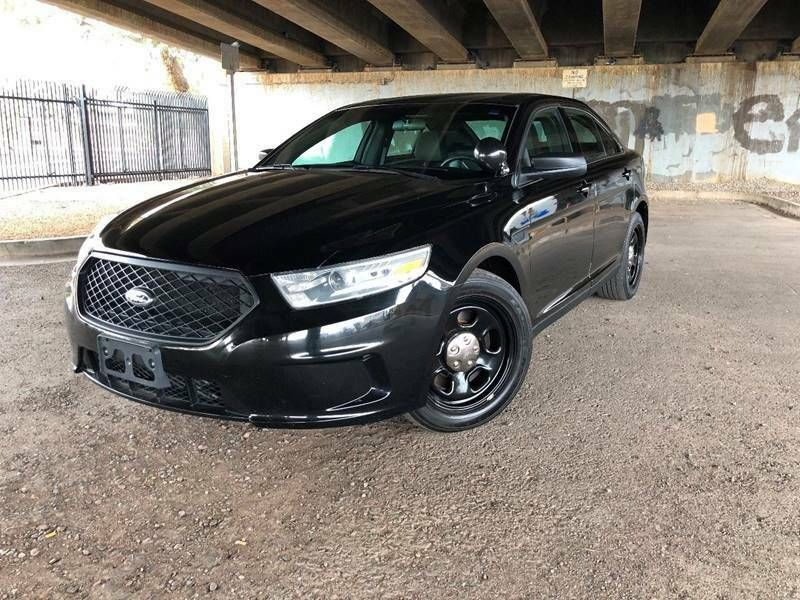 Ebay Advertisement 2014 Ford Taurus Police Interceptor Awd 4dr