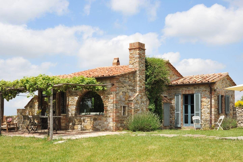 toscana houses Pesquisa Google Casas de pedra, Toscana