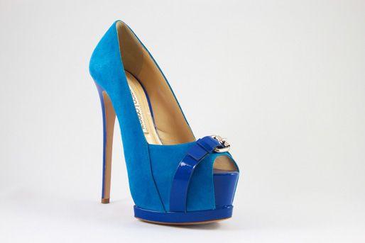 Gianmarci Lorenzi Italian Designer Fashion Platforms SKU: P2D144132 DESIGNER: Gianmarci Lorenzi COLOR: Blue MATERIAL: Suede SHOE TYPE: Platform  http://www.firenzeshoes.ca/displayproduct.asp?pID=164&catID=3
