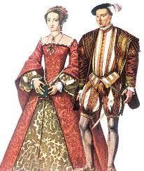 Kleidung frau renaissance