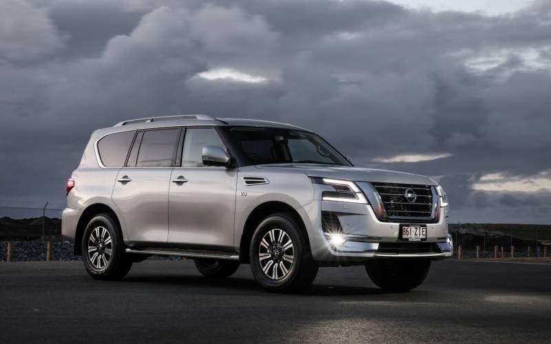 Nissan Patrol Ti L 2020 In 2020 Nissan Patrol Nissan Sport Utility Vehicle
