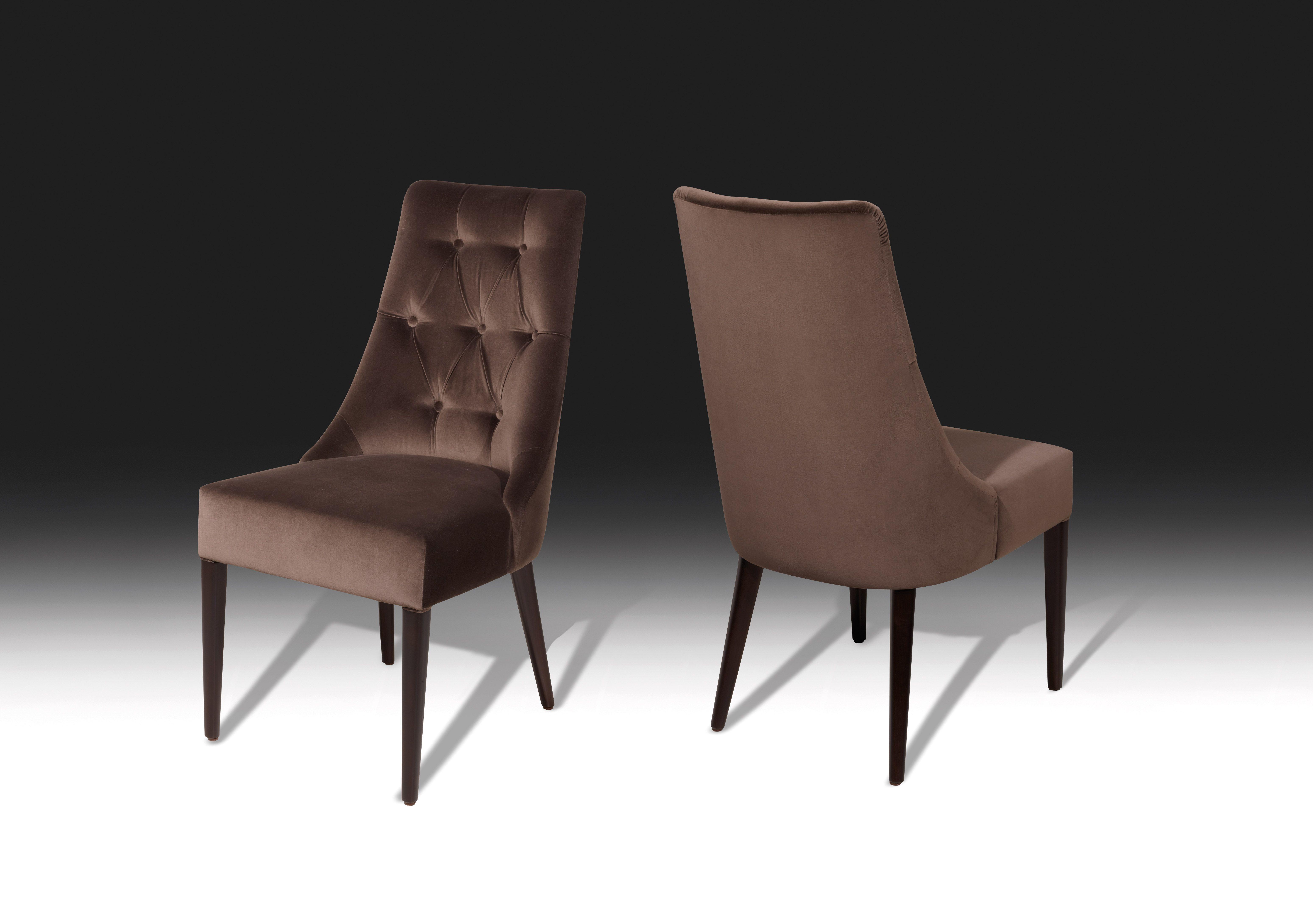 Chelsea Chairs At Fendi Casa