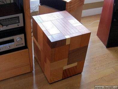 Wood Computer Case