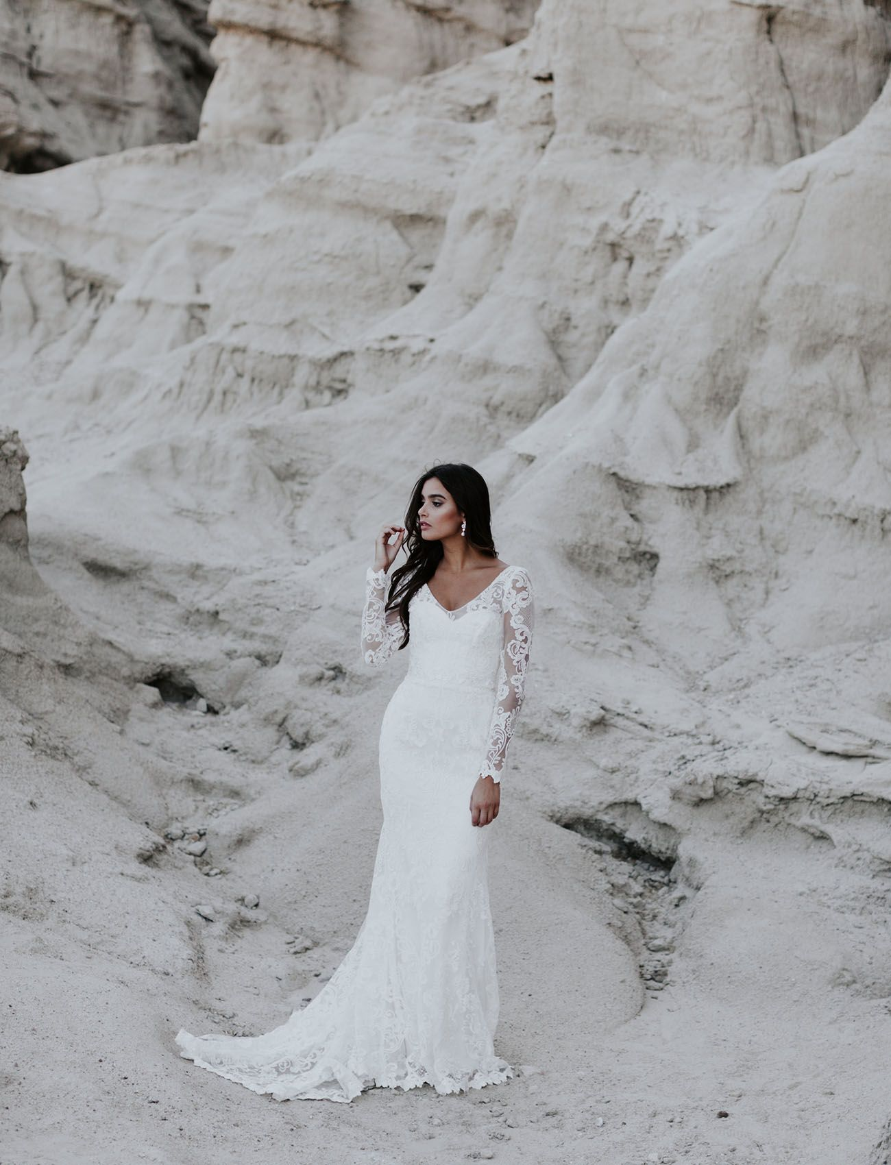 Romantic + Bohemian-Inspired Wedding Dresses by Anna Campbell   Anna ...
