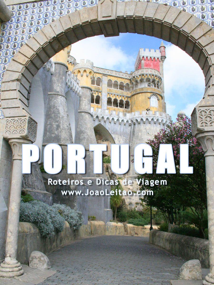 Descobrir Portugal: 100 Locais Lindos para Visitar Portugal