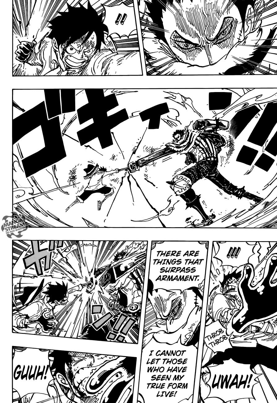 One Piece 883 - Page 14 - Manga Stream | hahaha armament