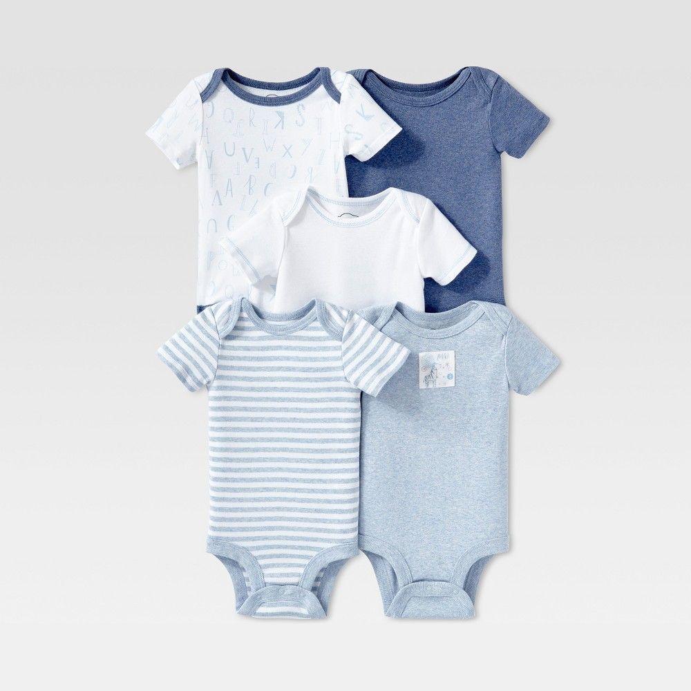 Boy Unisex Bodysuits LAMAZE Organic Baby Girl