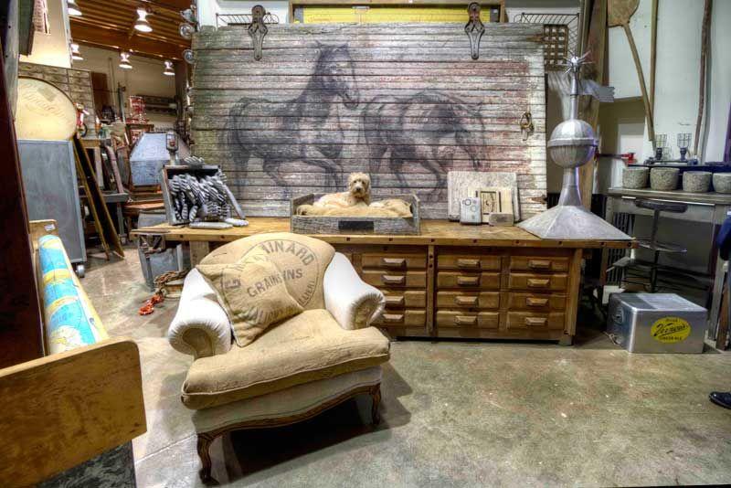 Antiquities Warehouse, Phoenix, AZ