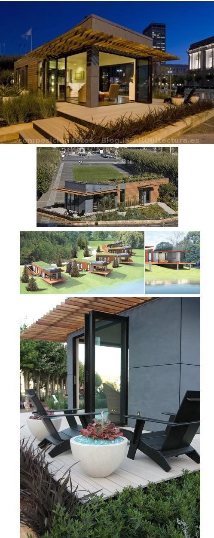 Casas prefabricadas m s informaci n en casas prefabricadas - Vivir en una casa prefabricada ...