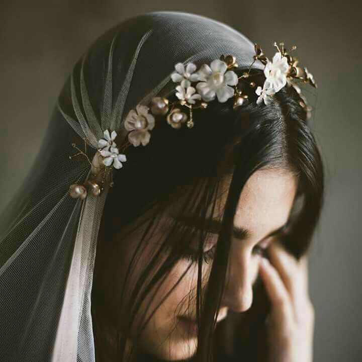 51 Romantic Wedding Hairstyles: Pin By Menna Mony On The Whole Love