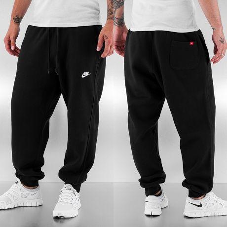 Nike Hose Jogginghose AW77 Cuff in schwarz | Nike