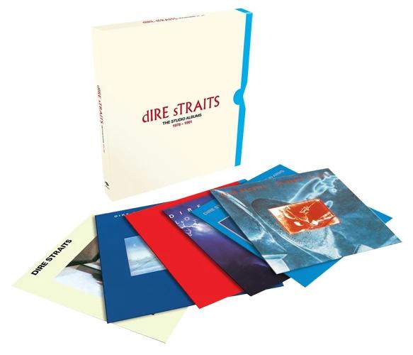 Dire Straits The Studio Albums 1978 1991 Vinyl 8lp 8lp Box Set All Six Studio Albums Emerging On The Scene In 1977 Dire Stra In 2020 Dire Straits Studio Album Album
