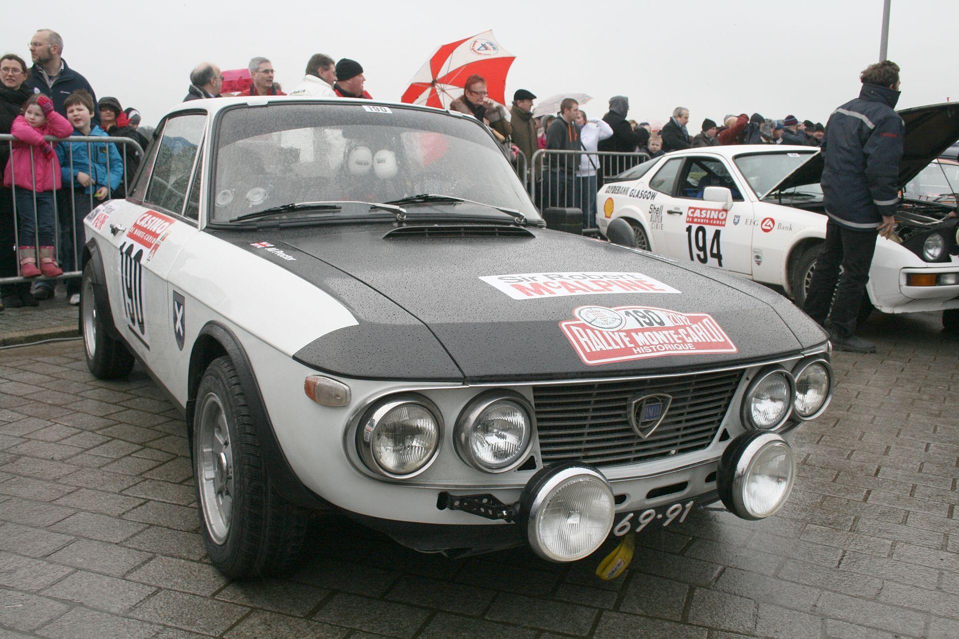 Lancia Fulvia Malevich Vere Lancia Italiaans