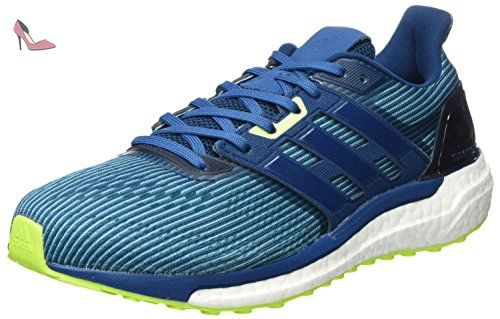 adidas Supernova, Chaussures de Running Entrainement Homme, Bleu (Vapour  Blue/Blue Night