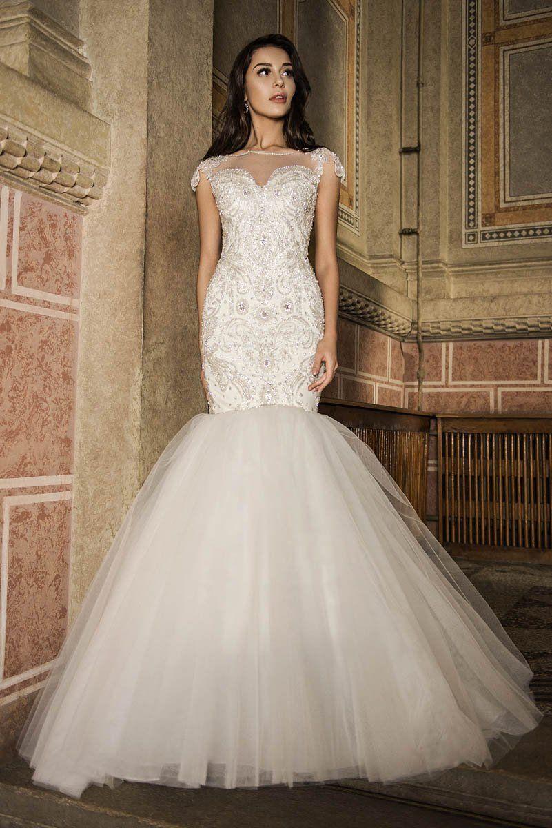 Wedding dress jewelry  Nancy  Wedding dresses  Pinterest  Luxury wedding dress Wedding