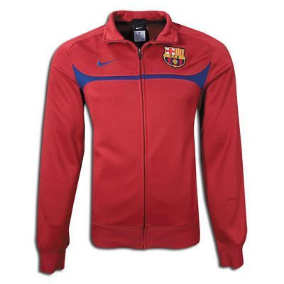 94416e28c49 NIKE FC BARCELONA LINE UP JACKET LA LIGA SPAIN 2X-LARGE Red/Blue ...