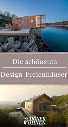 Die schönsten Ferienhäuser in Deutschland