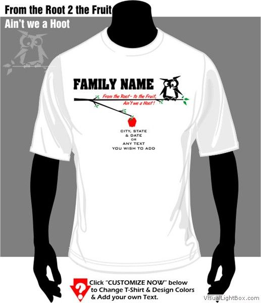 T Shirt Cafe Famous Family Reunion T Shirt Designs
